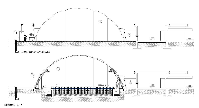 Completamento e ristrutturazione di un impianto sportivo polivalente nel Comune di Liveri