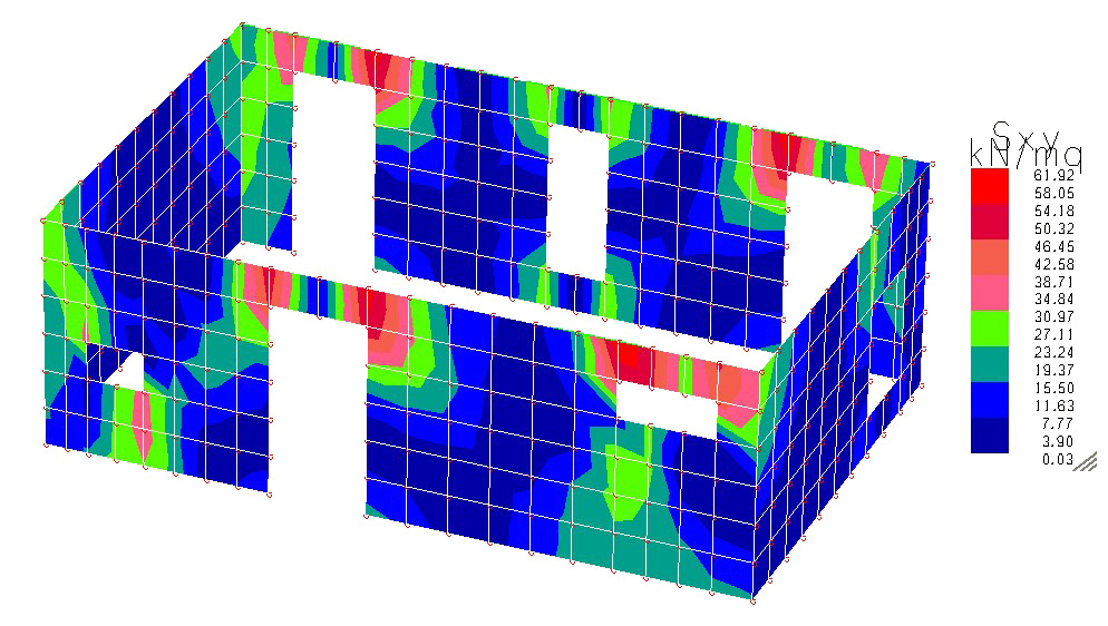 Verifica della sicurezza statica ed analisi della vulnerabilità sismica di 9 edifici scolastici nel comune di Somma Vesuviana