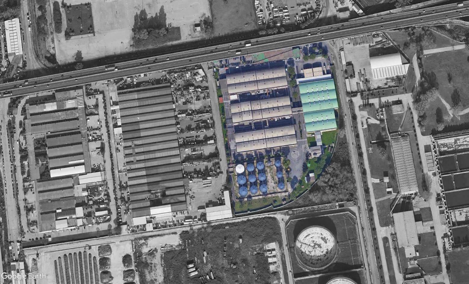 Valutazione della vulnerabilità sismica del complesso industriale Petronas Lubricants Italy Spa, Napoli